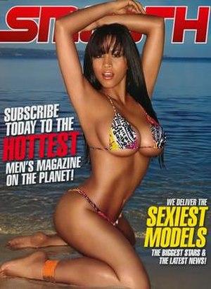 Smooth (magazine) - Image: Rosa Acosta 5