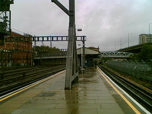 Royal Oak tube station