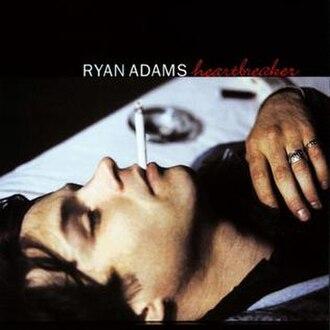 Heartbreaker (Ryan Adams album) - Image: Ryan Adams Heartbreaker