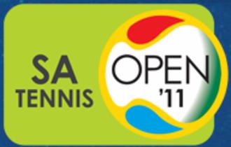 SA Tennis Open - Image: SA Tennis Open 2011