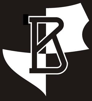 FC Eintracht Rheine - Logo of predecessor SC Borussia Rheine ca. 1930–31