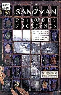 <i>The Sandman: Preludes & Nocturnes</i> book by Neil Gaiman