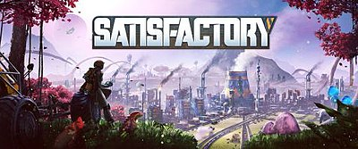 Picture of a game: Satisfactory