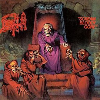 Scream Bloody Gore - Image: Scream Bloody Gore