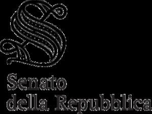 Senato Italiano (TV channel) - Image: Seal Italian Senate