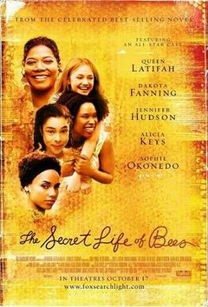 The Secret Life of Bees (film) - Theatrical release poster