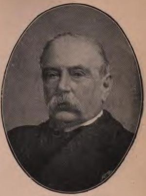 Sir Francis Barry, 1st Baronet - Barry in 1895.