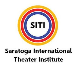 Saratoga International Theater Institute - Image: Siti logo institute