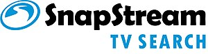 SnapStream TV monitoring software - Image: Snap Stream TV Search