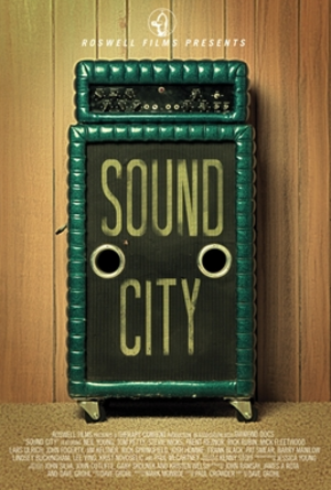Sound City (film) - Theatrical release poster