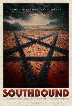 Southbound (2015 film) - Theatrical release poster