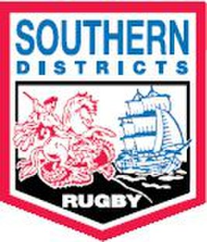 Southern Districts Rugby Club - Image: Southern districts rugby logo