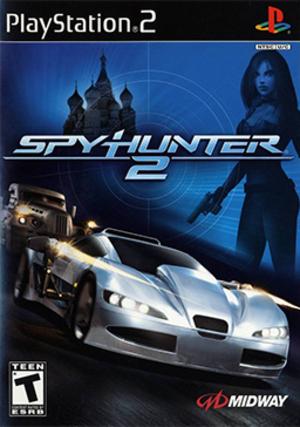 SpyHunter 2 - Image: Spy Hunter 2 Coverart