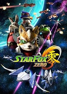 <i>Star Fox Zero</i> 2016 video game