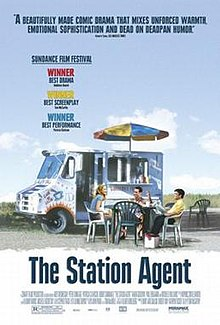 Strani film (sa prevodom) - The Station Agent (2003)