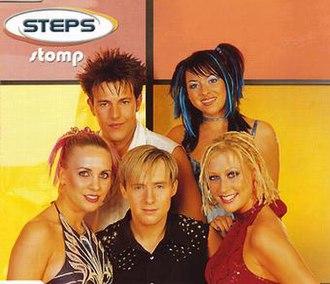 Stomp (Steps song) - Image: Stepsstomp
