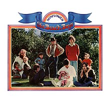studio album by the beach boys - Beach Boys Christmas Song