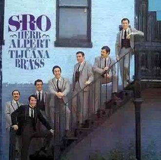 S.R.O. (album) - Image: TJBSRO