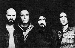 The second Tako lineup, from left to right: Dušan Ćućuz, Slobodan Felekatović, Đorđe Ilijin, and Miroslav Dukić.