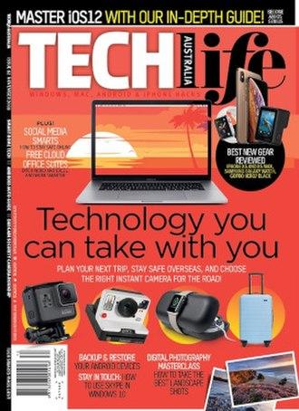TechLife - Image: Tech Life 83 cover