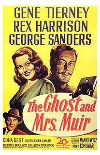 <i>The Ghost and Mrs. Muir</i> 1947 film by Joseph L. Mankiewicz