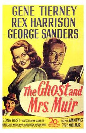 The Ghost and Mrs. Muir - Image: The Ghost and Mrs Muir Posters