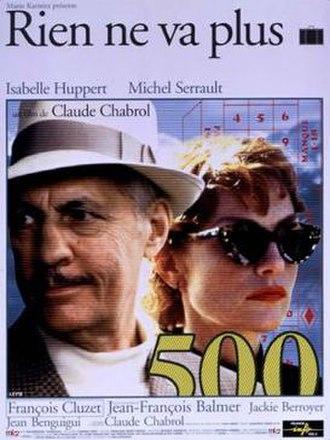 The Swindle (1997 film) - Film poster