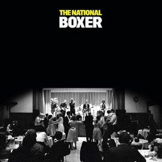 Boxer (The National album) - Image: The National Boxer