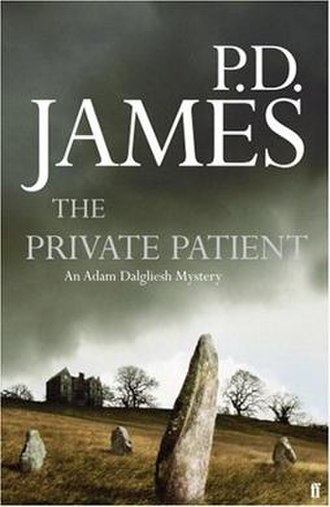 The Private Patient - First edition