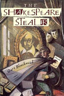 <i>The Shakespeare Stealer</i> book by Gary Blackwood