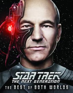The Best of Both Worlds (Star Trek, The Next Generation) Blu ray cover.jpeg
