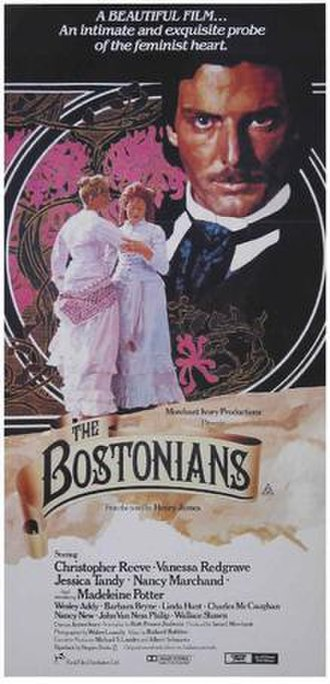 The Bostonians (film) - Image: The Bostonians
