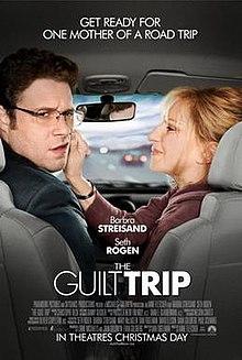 The Guilt Trip movie