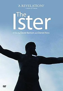 <i>The Ister</i> (film) 2004 Australian documentary film by David Barison and Daniel Ross