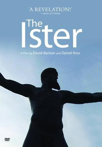 The Ister (film) - DVD cover