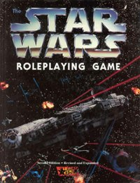 The Star Wars Roleplaying Game Second Edition - Revised and Expanded 1996.jpg