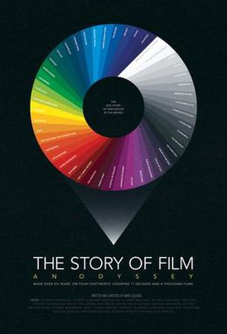 The Story of Film: An Odyssey - Image: The Story of Film An Odyssey (poster)