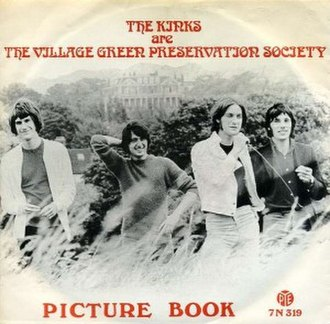 The Village Green Preservation Society - Image: The Village Green Preservation Society Single