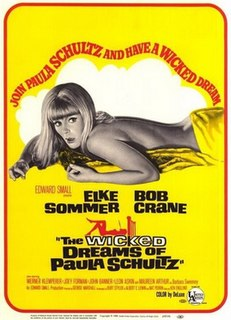 <i>The Wicked Dreams of Paula Schultz</i> 1968 film by George Marshall