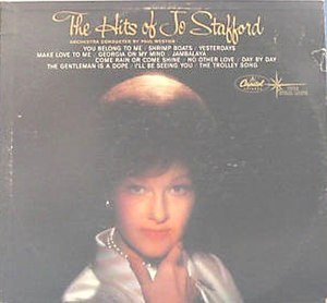 The Hits of Jo Stafford - Image: The hits of Jo stafford