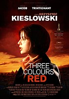 Picture of a movie: Three Colours: Red