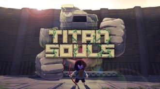 Titan Souls - Key art of Titan Souls