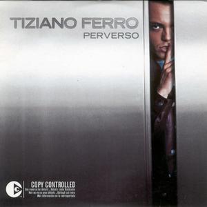 Perverso - Image: Tiziano Ferro Perverso (Single Cover)