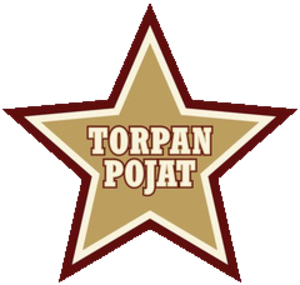 Torpan Pojat - Former logo of Torpan Pojat, which consisted of a star