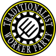 Traditionalist Worker Party logo.png