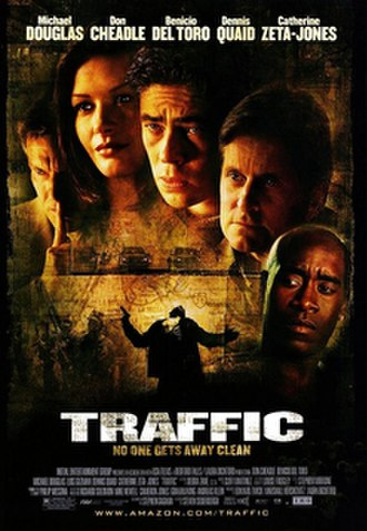 Traffic (2000 film) - Theatrical release poster
