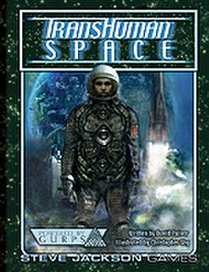 Transhuman Space - Image: Transhuman Space Cover