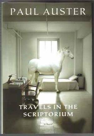 Travels in the Scriptorium - First edition