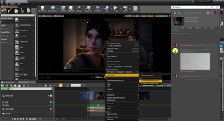 Unreal Engine source-available game engine developed by Epic Games