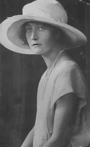 Violet Astor - Violet Astor, Baroness Astor of Hever